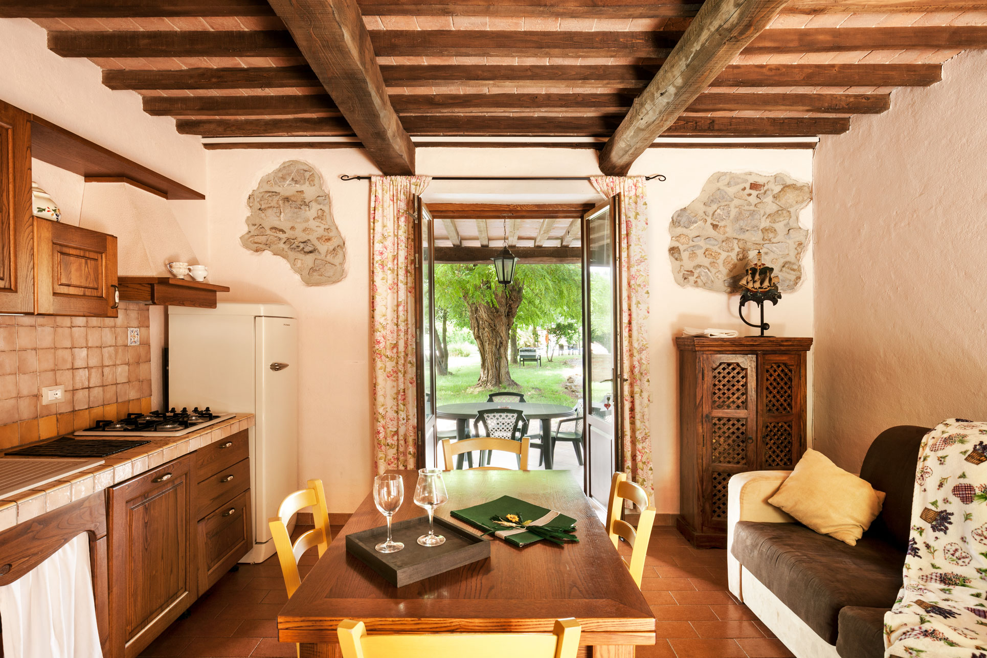 Divano Angolare Offerte Toscana.Appartamenti In Affitto Per Vacanze In Maremma Massa Marittima